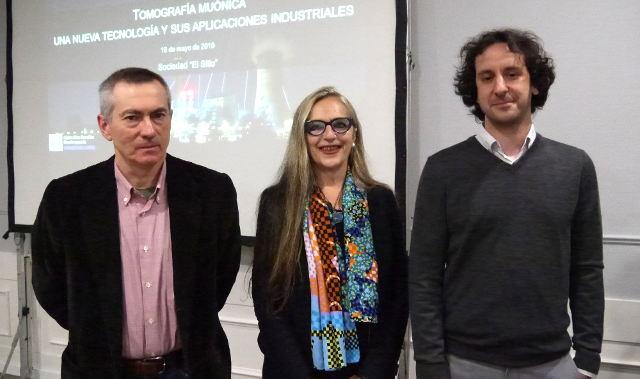 Conferencia de Carlos Díez, 16-05-2019