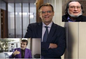 Ecinmistas catalanes a favor de la independencia