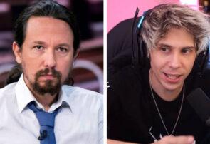 Pablo Iglesias vs. ElRubius