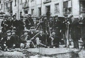 Sitio de Bilbao - 1874